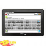 GPS навигаторы EasyGo 550B