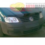 Мухобойка VW CADDY 2004 ТЕМНЫЙ 1 ШТ. EGR
