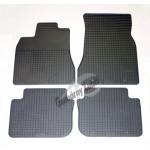 Резиновые коврики LEXUS SG300 1998 серый 4 шт GUZU / DOMA