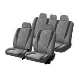 Чехлы для автомобильных сидений Hadar Rosen CRUISE, Темно-Серый/Светло-Серый 10381