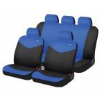 Чехлы для автомобильных сидений Hadar Rosen RONDO, Синий/Черный 10392