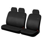 Чехлы Фронт для автомобильных сидений микроавтобусов Hadar Rosen RONDO Van, Черный 10399