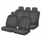 Чехлы для автомобильных сидений Hadar Rosen LEADER, Темно-Серый 10411