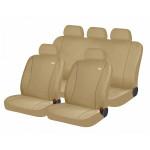 Чехлы для автомобильных сидений Hadar Rosen PARTNER, Бежевый/Бежевая строчка 10921