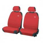 Накидки Фронт на автомобильные сидения Hadar Rosen PERFECT, Красный 21090