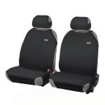 Накидки Фронт на автомобильные сидения Hadar Rosen PERFECT, Черный 21094