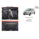 Защита Kia Picanto 2004-2007 V-1.1 двигатель и КПП - Кольчуга