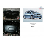 Защита BYD F0 2008- V-1,0 МКПП АКПП двигатель и КПП - Кольчуга