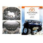 Защита Ford Focus C-Max 2003-2010 V- все двигатель, КПП, радиатор - Kolchuga
