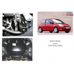 Защита Ford Fusion 2002-2012 V- все бензин двигатель, КПП, радиатор - Kolchuga