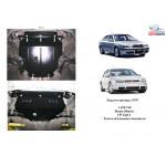 Защита Seat Leon 1999-2005 V- все двигатель, КПП, радиатор - Kolchuga