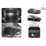 Защита Chevrolet Orlando 2013- V- все D двигатель, КПП, радиатор - Kolchuga