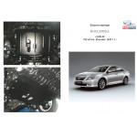 Защита Toyota Camry XV50 2011- V-2,5; 3,5 АКПП двигатель и КПП - Кольчуга