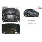 Защита Ford Mondeo 2007- V-1,8; 2,0; 2,3; 2,0D двигатель и КПП - Кольчуга