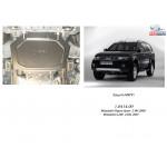 Защита Mitsubishi L200 2006- V-все МКПП защита МКПП - Кольчуга