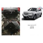 Защита Lifan Х60 2011- V-1.8 МКПП двигатель и КПП - Кольчуга