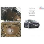 Защита Hyundai I-30 2012 V-1,4;1,6 МКПП АКПП только бензин двигатель и КПП - Кольчуга