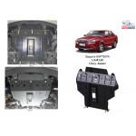 Захист Chery Amulet 2012- V- 1,5i двигун, КПП, радіатор - Kolchuga