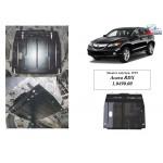 Защита Acura RDX 2013- V-3,5i двигатель и КПП - Kolchuga