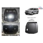 Защита Honda Pilot 2012- V-3,5 двигатель, КПП, радиатор - Kolchuga