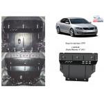 Защита Skoda Octavia III A7 2013- V- всi двигатель, КПП, радиатор - Kolchuga