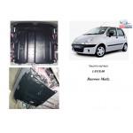Защита Daewoo Matiz 2005- V- все двигатель, КПП, радиатор - Kolchuga