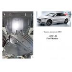 Защита Ford Mondeo 2015- V- все двигатель, КПП, радиатор - Kolchuga