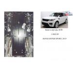 Защита Range Rover Sport 2013- V-3,0i двигатель, КПП - Kolchuga