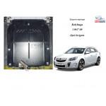 Защита Opel Insignia A 2008-2016 V- 2,0CDТI двигатель, КПП - Kolchuga
