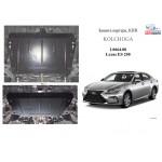 Защита Lexus ES 250 2016- V-2,5і двигатель, КПП - Kolchuga