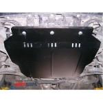 Защита Mitsubishi Lancer Х 2007- V-1,5; 2,0 двигатель и КПП - Кольчуга