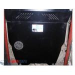 Защита Hyundai Getz 2002-2011 V- все двигатель, КПП, радиатор - Премиум ZiPoFlex - Kolchuga