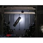 Защита Toyota RAV 4 III 2005-2012 V-2,0; 2,5 двигатель, КПП, радиатор - Премиум ZiPoFlex - Kolchuga