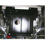 Защита Lifan 520 2005- V-1,3; 1.6; двигатель, КПП, радиатор - Премиум ZiPoFlex - Kolchuga