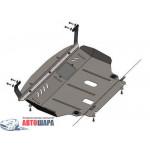 Защита Ford B-Max 2013- V- все двигатель, КПП, радиатор - Премиум ZiPoFlex - Kolchuga