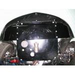 Защита Alfa Romeo GT 2004-2010 V-1,6; 2,0; 1,9TD; двигатель, КПП, радиатор - Премиум ZiPoFlex - Kolchuga
