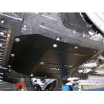 Защита Chevrolet Cruze 2008-2011 V- все D двигатель, КПП - Премиум ZiPoFlex - Kolchuga