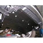 Защита Citroen С3 2009-2016 V-1,6 ЕР6 двигатель, КПП, радиатор - Премиум ZiPoFlex - Kolchuga