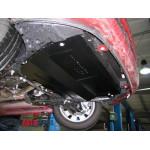 Защита Citroen С3 Picasso 2009- V- все двигатель, КПП, радиатор - Премиум ZiPoFlex - Kolchuga