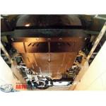 Защита Mercedes-Benz Viano D (W 639) 2004- V-2,0 CDI двигатель, КПП, радиатор - Премиум ZiPoFlex - Kolchuga