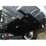 Защита Lifan 620 2009- V-1.6 двигатель, КПП, радиатор - Премиум ZiPoFlex - Kolchuga