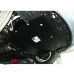 Защита Kia Optima 2011-2016 V- все двигатель, КПП, радиатор - Премиум ZiPoFlex - Kolchuga