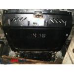 Защита BYD S6 2012- V 2,0; 2,4; двигатель, КПП, радиатор - Премиум ZiPoFlex - Kolchuga