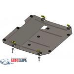 Защита Opel Antara 2011- V-2,2 D двигатель/КПП/раздатка - Премиум ZiPoFlex - Kolchuga