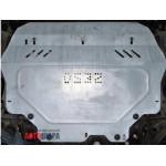 Захист Volkswagen Beetle 2011- V-2,0 TDI двигун, КПП, радіатор - Преміум ZiPoFlex - Kolchuga