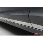 Honda Accord 9 молдинги на двери хром тип E нерж сталь - 2014