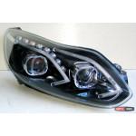 Ford Focus 3 2011+ оптика передняя альтернативная ксенон VW стиль BNZ - JunYan