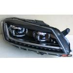 Volkswagen Passat B7 оптика передняя альтернативная ксенон стиль B8 - JunYan