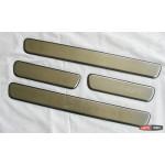 Toyota C-HR накладки порогов дверных проемов V1 - ASP