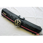 Volkswagen Golf 7 решетка радиатора стиль GTI с лого
